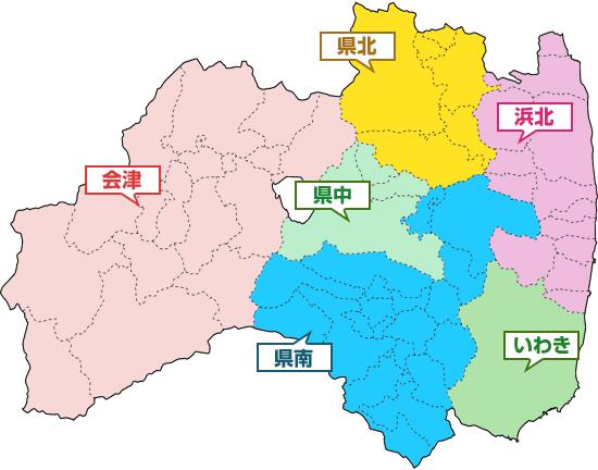 グループホーム紹介の地図画像